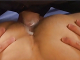 big shot in ass