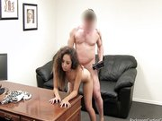 Easy Asian anal