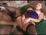 MILFRedhead Darla Crane Queen in Sexy Outfit Takin BBC