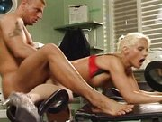 Saphyre – German lady fucked by two doctors