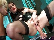 Sexy threesome with Samantha Bentley