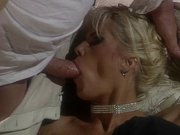 Hardcorowe blondyny w seks filmnie