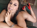 Gracie Glam POV Sloppy Blowjob