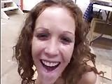 Amber Gets Glazed